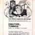 Dimatore & Tommasi, le prime pubblicità DITOM