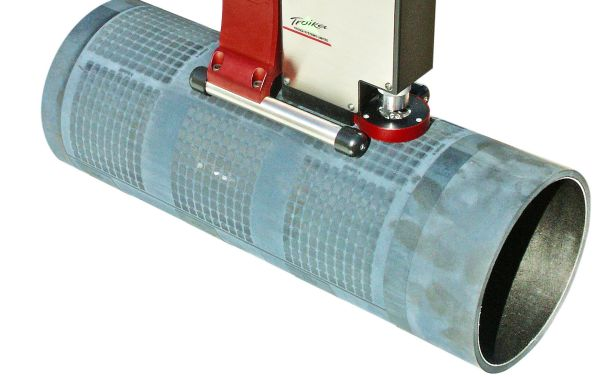 Anicam per il controllo delle sleeves in gomma ideale per certificazione interna
