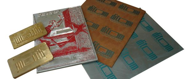 Lastre e cliché di magnesio per la fotoincisione, stampa a rilievo, stampa a caldo, doratura, oro e lamina