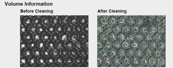 Report di pulizia anilox