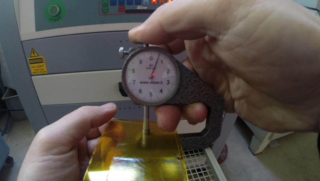 Fotopolimeri flexo UV: perché fare la retroesposizione?